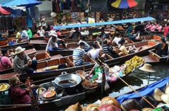 اطلاعات جامع در مورد بهترین بازارهای شناور بانکوک