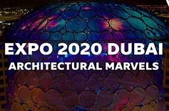 روشن شدن بزرگترین صفحه اسکرین 360 درجه جهان در اکسپو دبی 2020