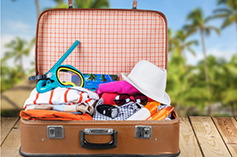 لیست وسایل ضروری برای سفر به آنتالیا