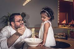 کودکان می توانند به رایگان در این رستوران های دبی غذا بخورند