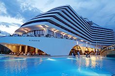 کدام هتل های آنتالیا پارک آبی های مهیج و جذابی دارند؟