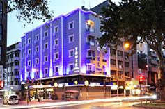 بهترین هتل های 3 ستاره و ارزان تور ازمیر