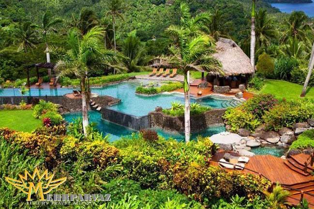 گرانترین و مجللترین جزایر شخصی جهان را بشناسید