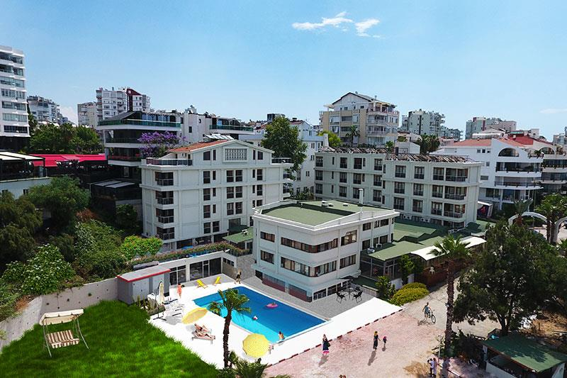 Orange Park Hotel Antalya
