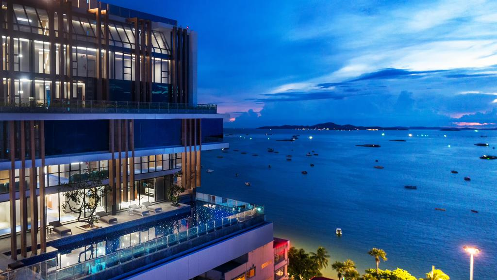 Mytt Beach Hotel Pattaya