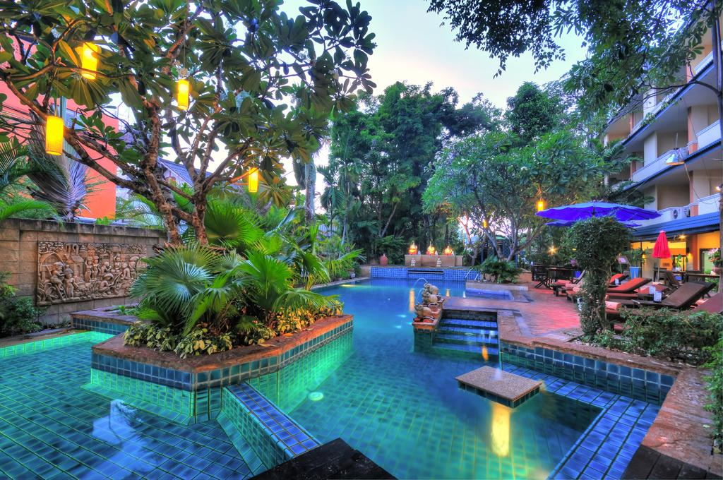 Gazebo Resort Hotel Pattaya