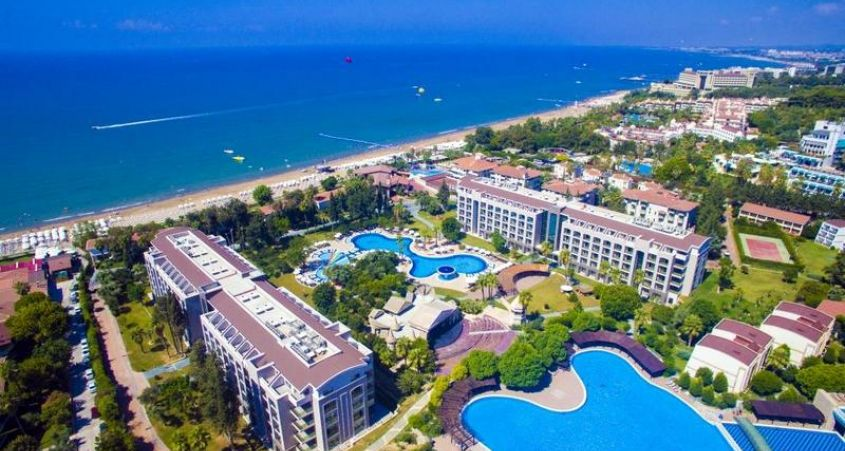 Horus Paradise Luxury Resort Hotel Alanya