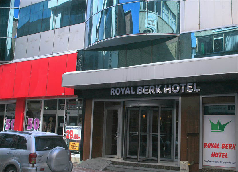 Royal Berk Hotel Van