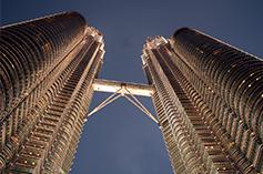 حقایق جالب در مورد برج های دوقلوی پتروناس مالزی
