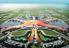 افتتاح بزرگ ترین فرودگاه جهان در پکن