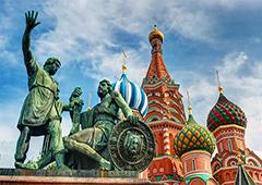 مسکو در لیست بهترین مقاصد گردشگری در سال 2025