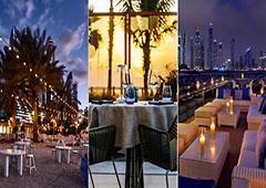 عاشقانه ترین رستوران های دبی