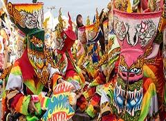 جشنواره ارواح گرسنه یا فستیوال پور تور(Por Tor) در پوکت تایلند