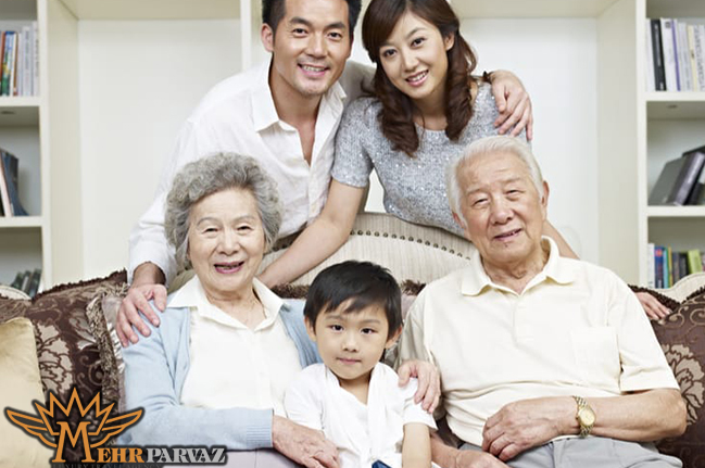 افراد مسن در چين حق و حقوق به خصوصي دارند