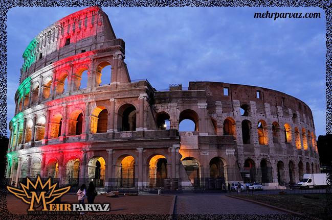 ایتالیا- 301،338 کیلومتر مربع