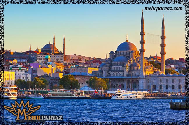 بخش اروپایی استانبول