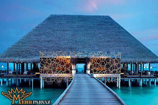 بهترين جزاير مالديو براي اقامت