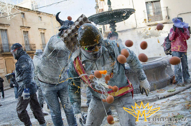 فستیوال های جالب و عجیب در دنیا