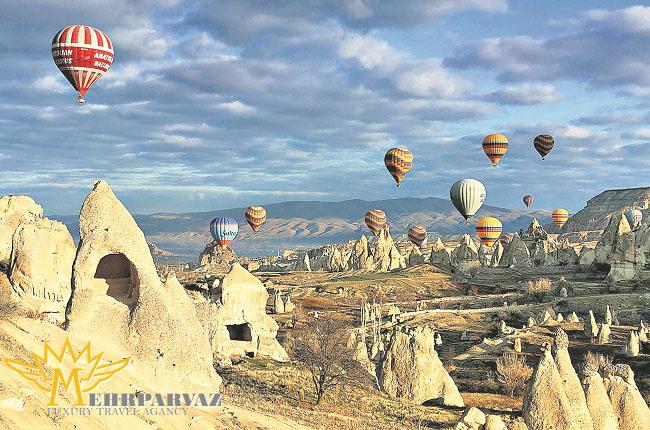 چه زمانی به ترکیه سفر کنیم تا بیشتر لذت ببریم؟