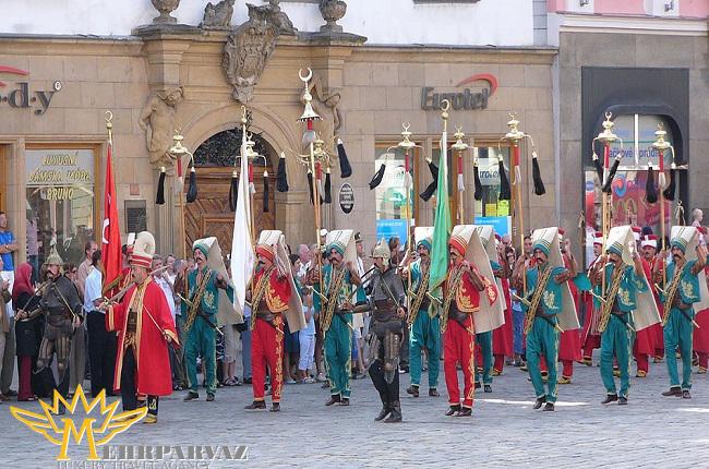 جشنواره فتح 1453 استانبول