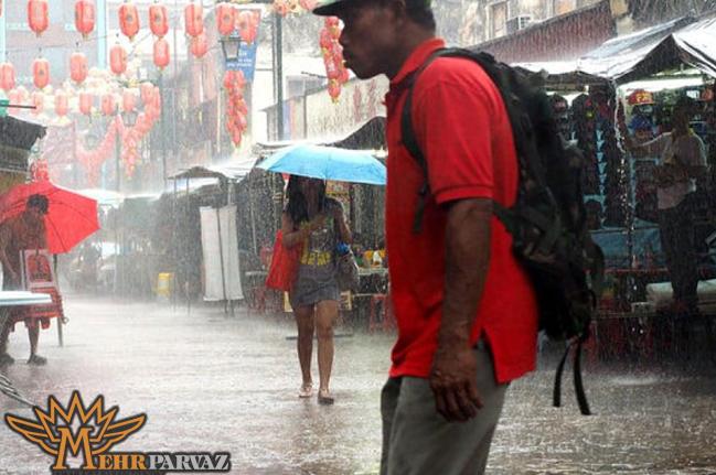 در روزهاي باراني در تور مالزي چه كار كنيم
