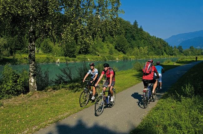دوچرخه سواری در مارماریس