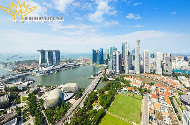 راهنماي سفر به سنگاپور