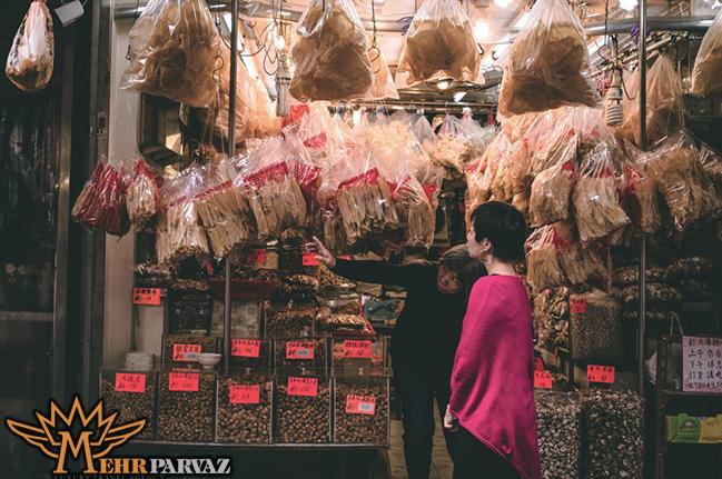 بازارهاي چيني