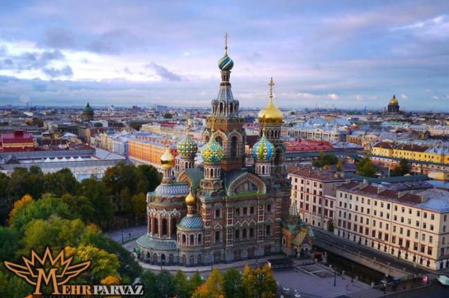سنت پترزبورگ- اروپاي كوچكي كه در روسيه گير افتاده است!