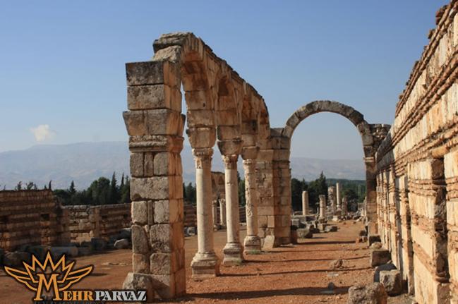 شهر باستانی جبیل لبنان (شهر باستانی بیبلوس لبنان)