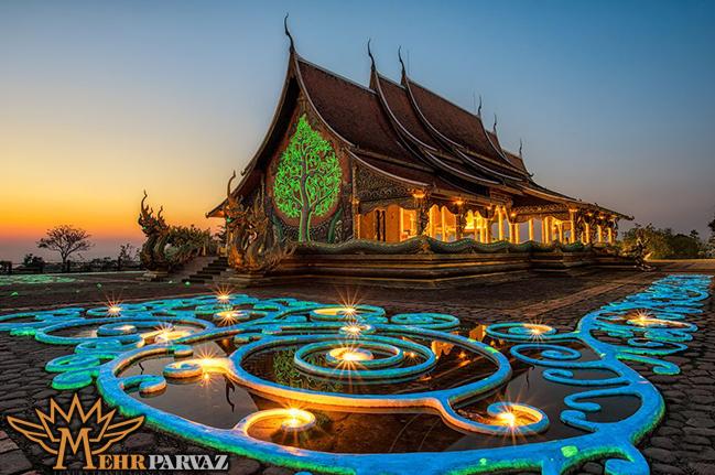 طبيعت تايلند
