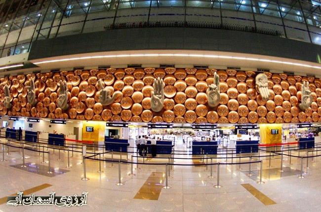 فرودگاه بین المللی ایندیرا گاندی
