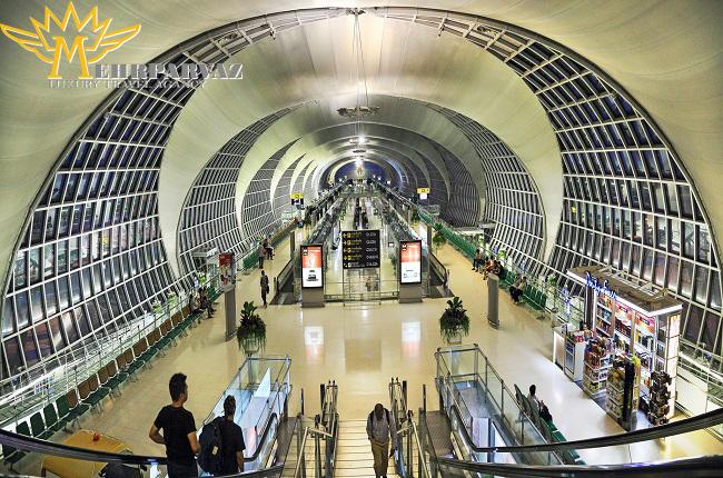 فرودگاه بين المللي سووارنابومي بانكوك