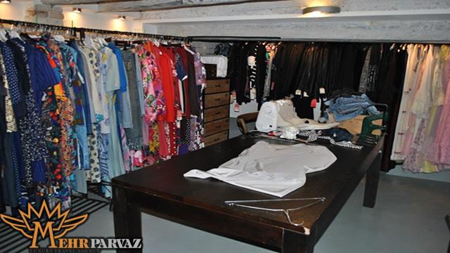 فروشگاه L'armadio di Coco ونيز،مهرپرواز