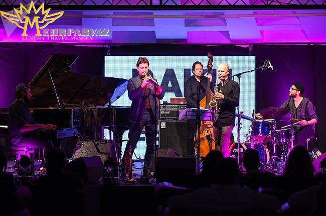 جشنواره بین المللی جاز باکو