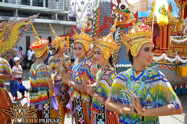 مردم تايلند