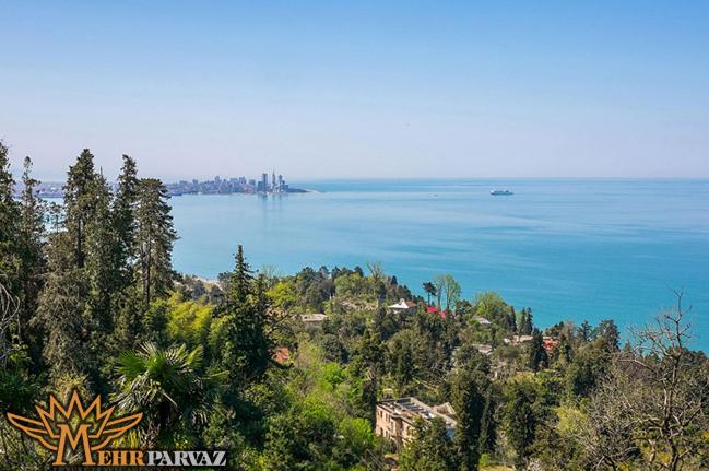 سواحل دریای سیاه در گرجستان