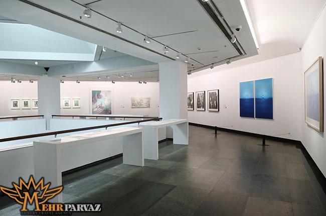 موزه هنریGuangdong-گوانجو چین،مهرپرواز