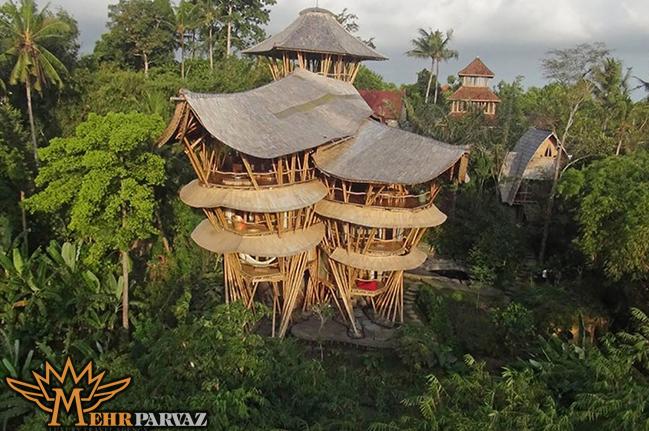 هتل كامايا بامبو هاوس بالي