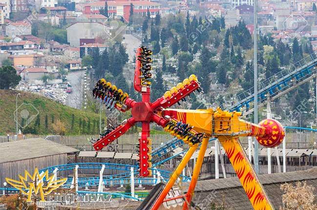 پارک ویالند در استانبول پارکی هیجان انگیز و جذاب