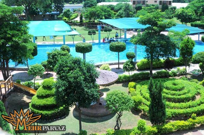 پارک آبی سان رایز در جیپور