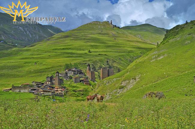 پارک ملی توشتی، بهشت جنگلی در جاده های پر پیچ و خم گرجستان