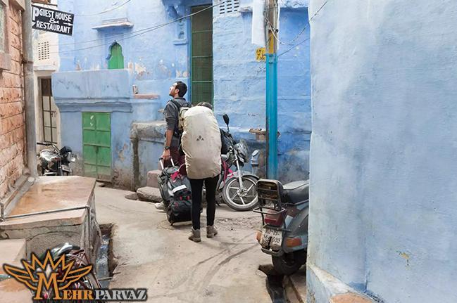 چمدان مناسب براي سفر به هند