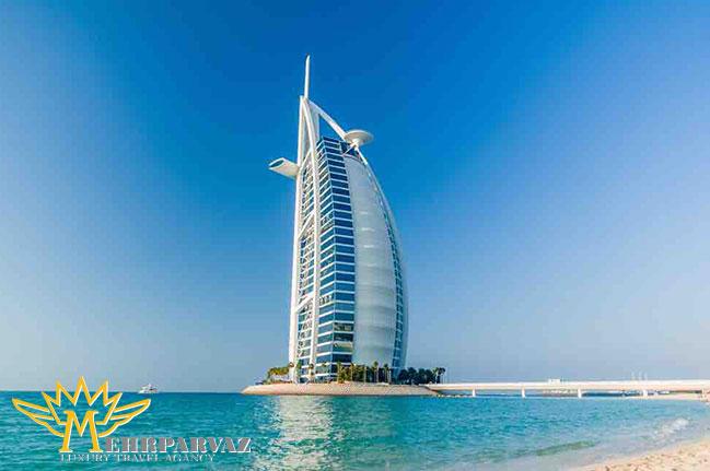 لوكس ترين هتل هاي دبي را بشناسيد