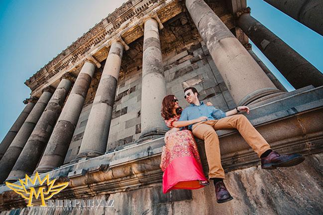 7 ایده جذاب برای گذراندن یک ماه عسل شیرین و رویایی در ارمنستان