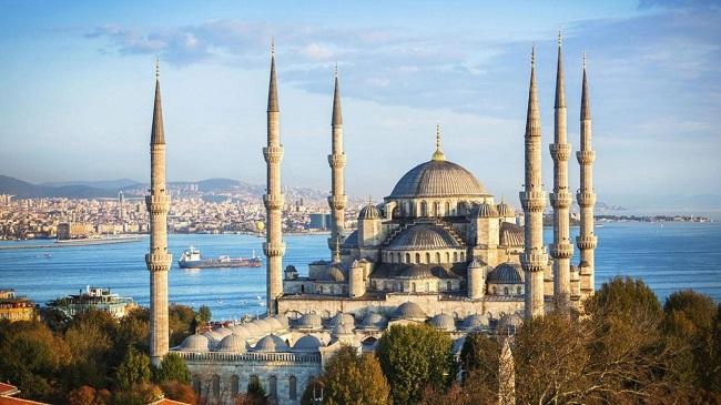 استانبول زيباترين شهر تركيه