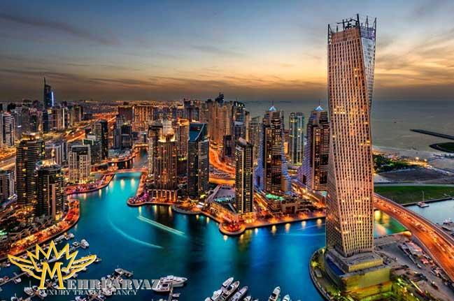 10 دلیل برای  سفر به دبی