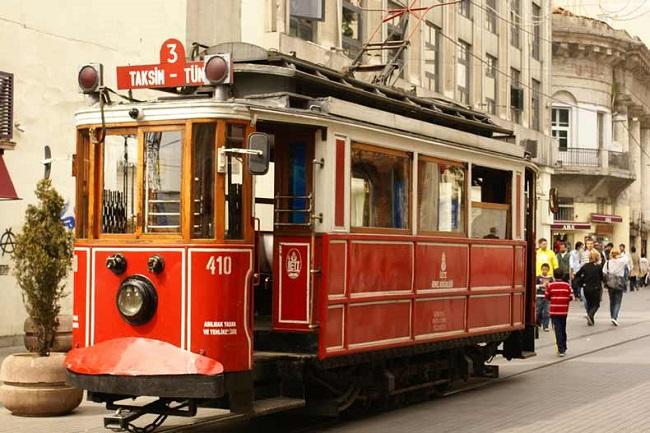 راهنمای سفر به استانبول-مهر پرواز
