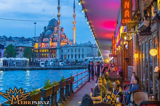 خوشمزه هاي استانبول