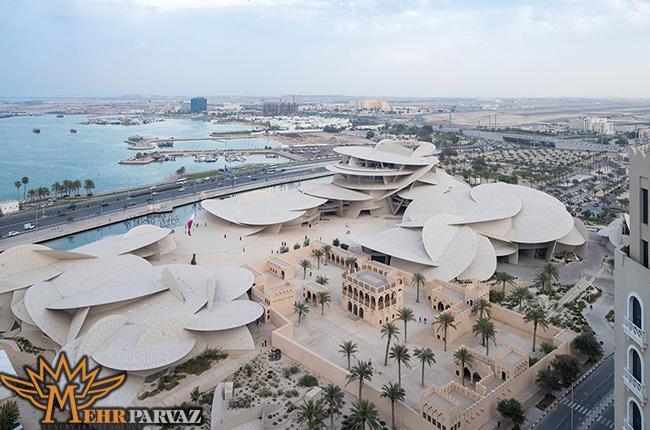 موزه ملي قطر